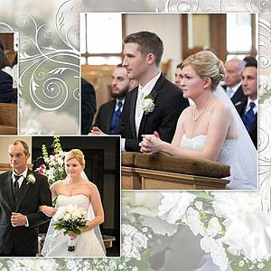 wedding pictures albums